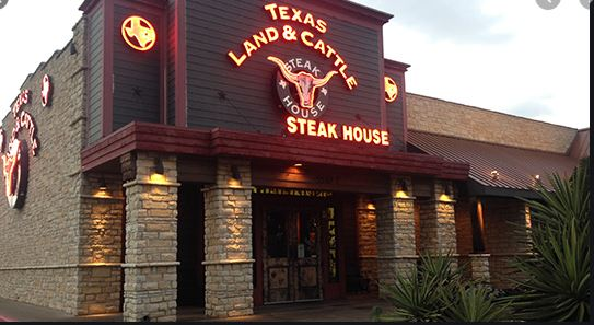 Texas Land & Cattle Steak House Guest Experience Tracker